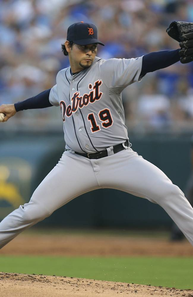 Detroit Tigers v Kansas City Royals