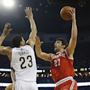 Davis leads Pelicans over Bucks 112-104 The Associated Press