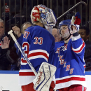 St. Louis Scores 2 As Surging Rangers Win Again