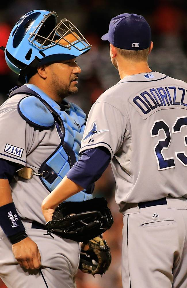 Tampa Bay Rays v Baltimore Orioles