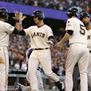 Posey's slam lifts Giants past Padres 6-0 The Associated Press