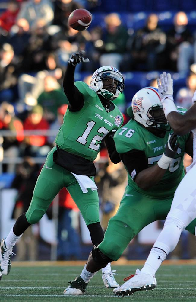 Marshall, Cato upend Maryland in Military Bowl