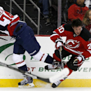 Carter's late goal lifts Devils past Capitals The Associated Press