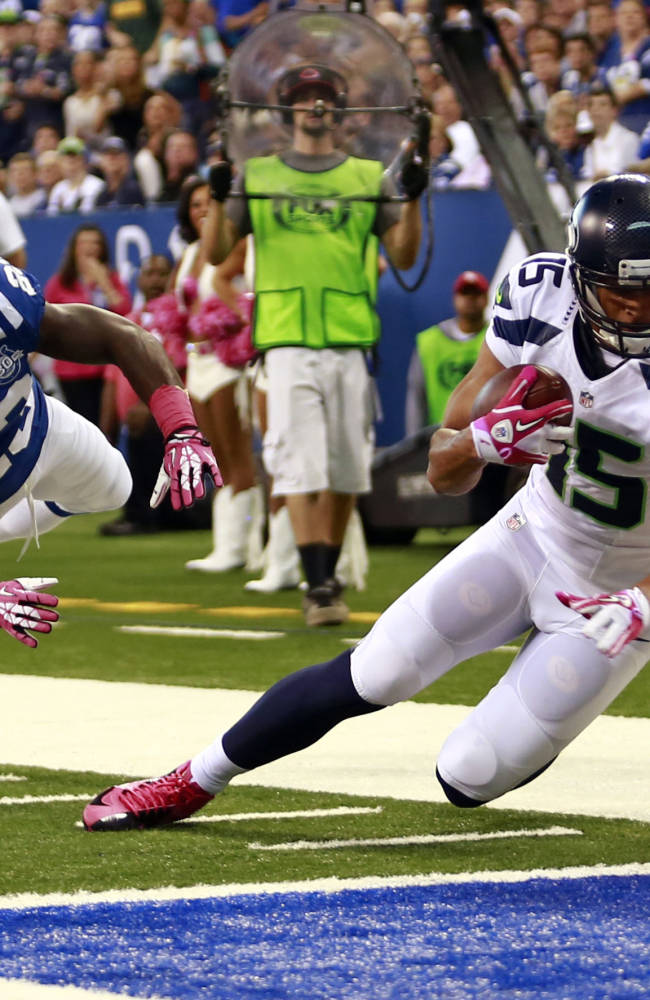 Kearse stepping up for Seahawks