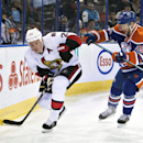 Hemsky, Oilers slip past Senators 3-2 The Associated Press