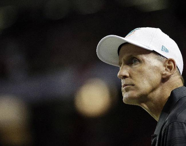 Philbin seems to be enjoying these Dolphins more