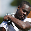 Philadelphia Eagles wide receiver Jeremy Maclin walks off the field after NFL football practice at the team's training facility, Friday, Sept. 12, 2014, in Philadelphia The Associated Press
