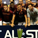 Garcia pleased with Roma midfield play in win over MLS All-Stars