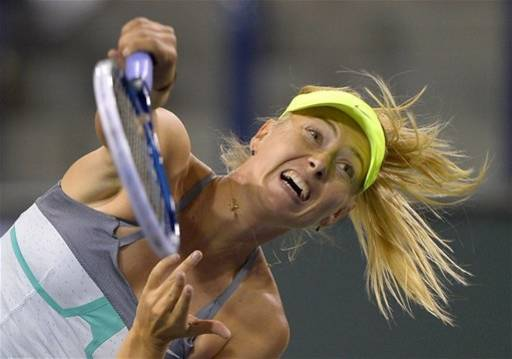 Nadal, Federer, Sharapova win at Indian Wells