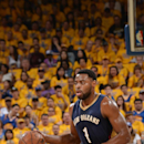 Pelicans' Tyreke Evans questionable for Game 2 vs. Warriors The Associated Press