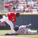 Chicago Cubs v Cincinnati Reds Getty Images