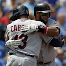 Emotional Cabrera says goodbye to Cleveland The Associated Press