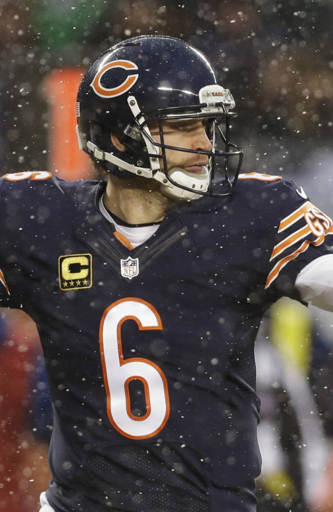 Bears sign QB Jay Cutler to 7-year deal