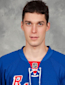 Jason Missiaen - New York Rangers