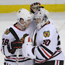 Kane, Toews lift Blackhawks to 2-1 win over Sabres The Associated Press