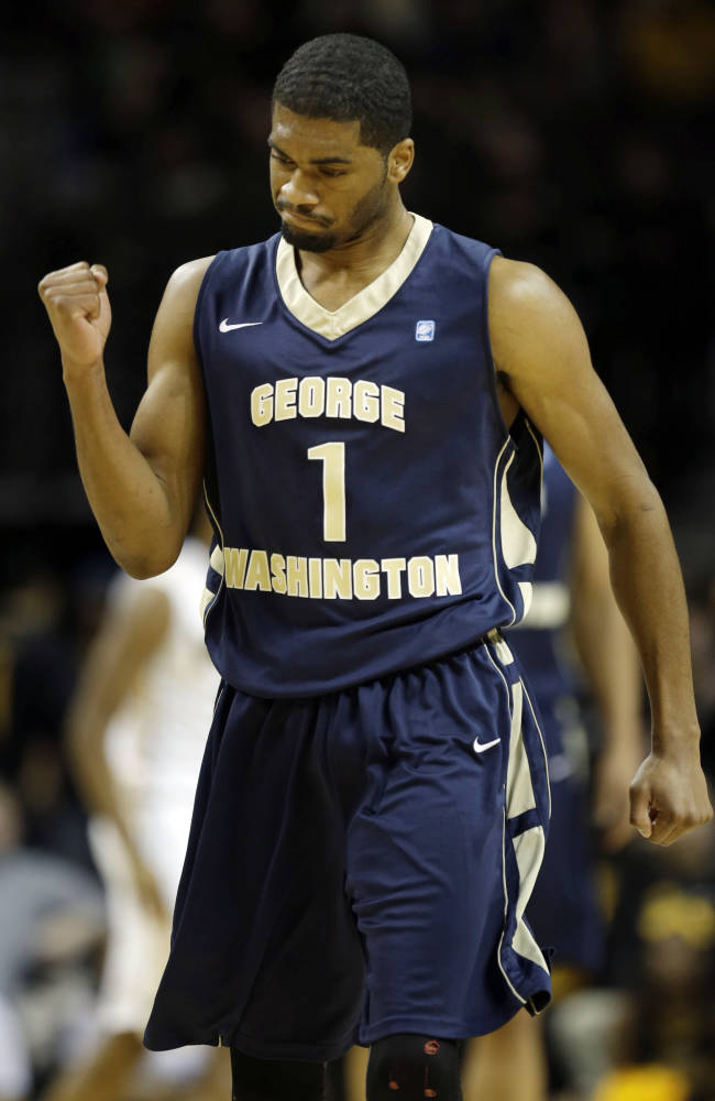 New precedent: George Washington back in NCAAs