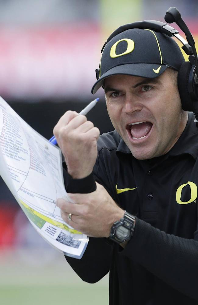 Oregon, Stanford set for Pac-12's game of the year