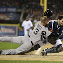 MLB intends to ban plate collisions The Associated Press