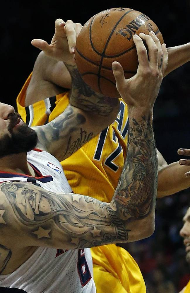 Hawks-Pacers Preview