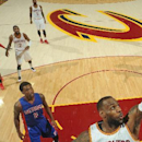 LeBron gets triple-double, Cavs roll Pistons 109-97 The Associated Press