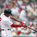 Boston's Ramirez belts 1st homer in win over Phillies The Associated Press