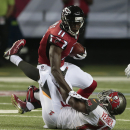 Falcons take early 28-0 lead over Bucs The Associated Press