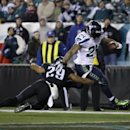 Russell Wilson leads Seahawks over Eagles 24-14 The Associated Press