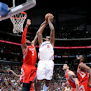 Jordan's 24 points, 20 rebounds lead Clippers over Rockets The Associated Press
