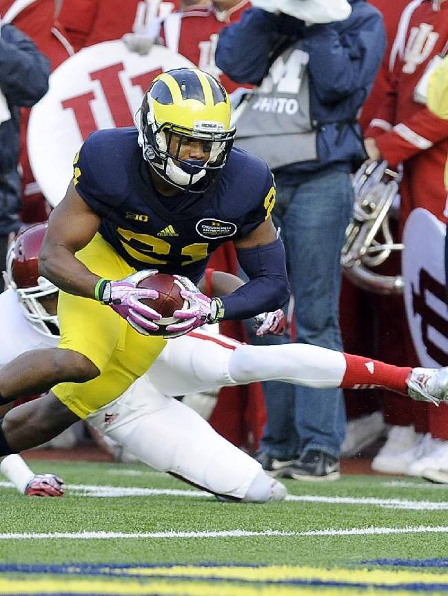 Idle Wolverines have a lot to work on before Nov 2