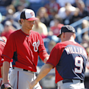 Washington Nationals v New York Yankees Getty Images