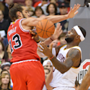 Chicago Bulls v Cleveland Cavaliers Getty Images