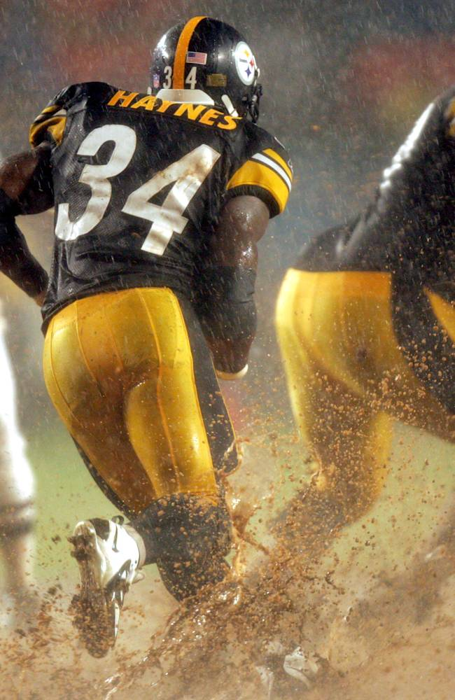 Pittsburgh Steelers vs Miami Dolphins - September 26, 2004
