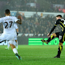 Swansea City v Tottenham Hotspur - Premier League Getty Images