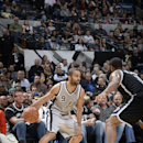 Parker leads Spurs over Nets 99-87 The Associated Press