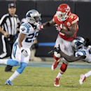 With Chiefs' Charles out, Davis, Gray get chances The Associated Press