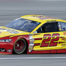 Joey Logano wins NASCAR pole in Las Vegas The Associated Press