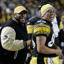 Before football Hall of Fame, celeb golf for Jerome Bettis The Associated Press