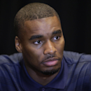 In this July 22, 2014, file photo, West Virginia cornerback Daryl Worley listens to a question during the Big 12 Conference NCAA college football media days in Dallas. The governing body for college sports, the NCAA, lets individual schools determine dom