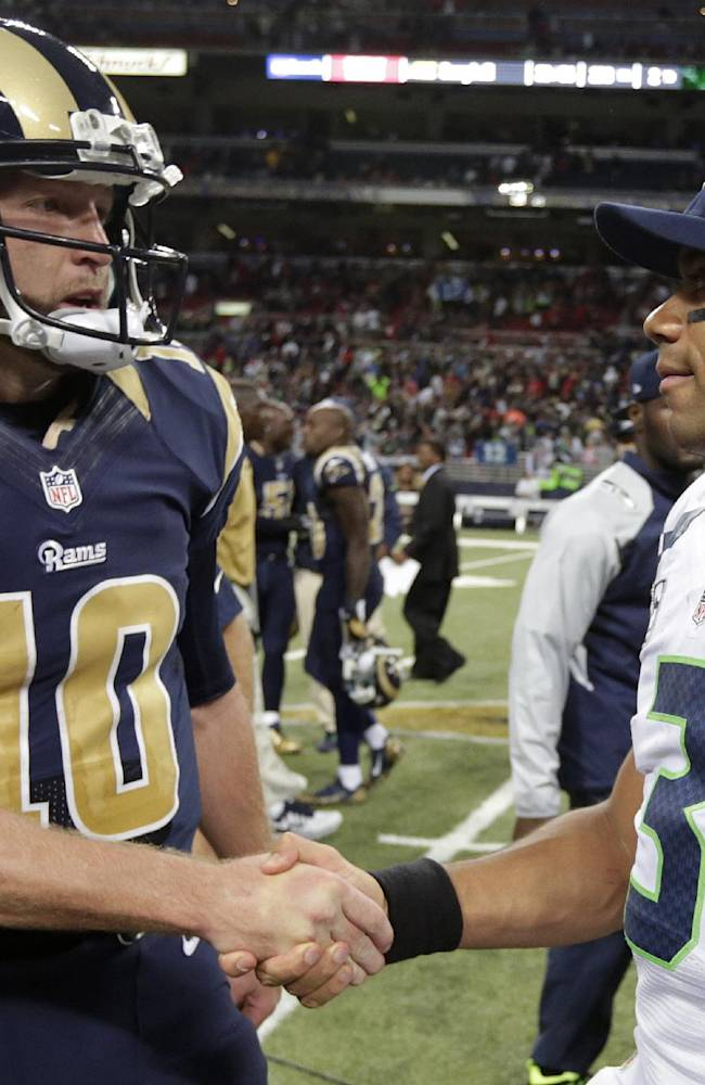 Fisher not blaming Clemens for loss to Seahawks