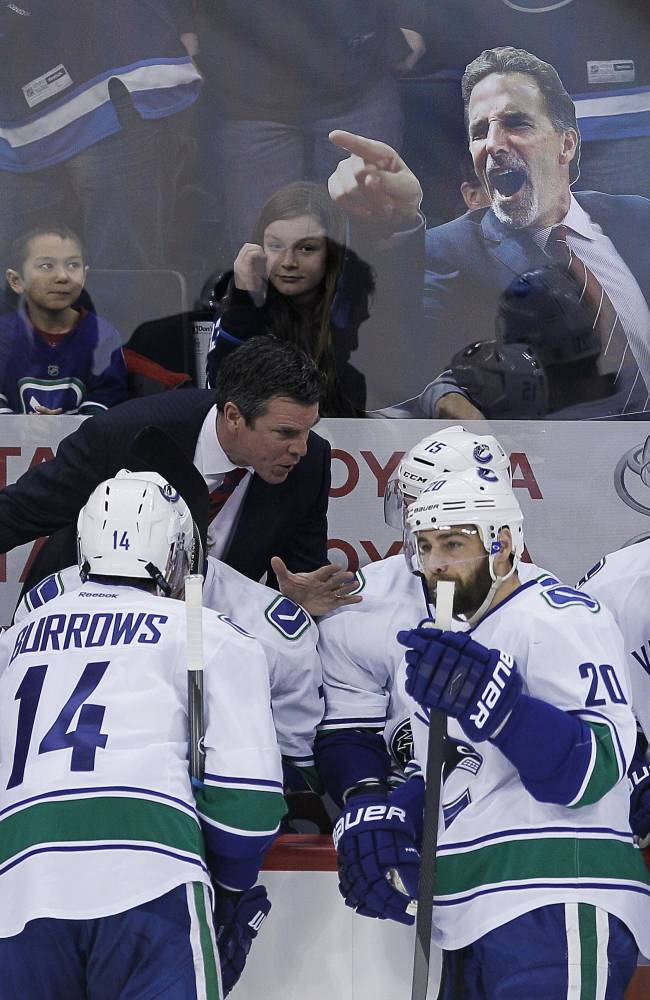 Canucks coach Tortorella returns from suspension