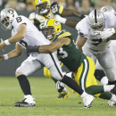 Raiders QB Matt Schaub out again with sore elbow The Associated Press