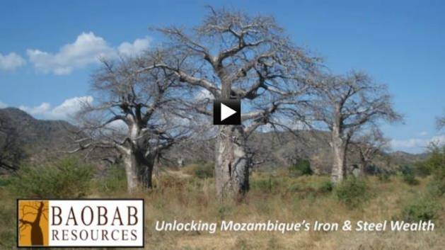 Baobab Resources plc (LON:BAO) Project Flyover and Video Presentation