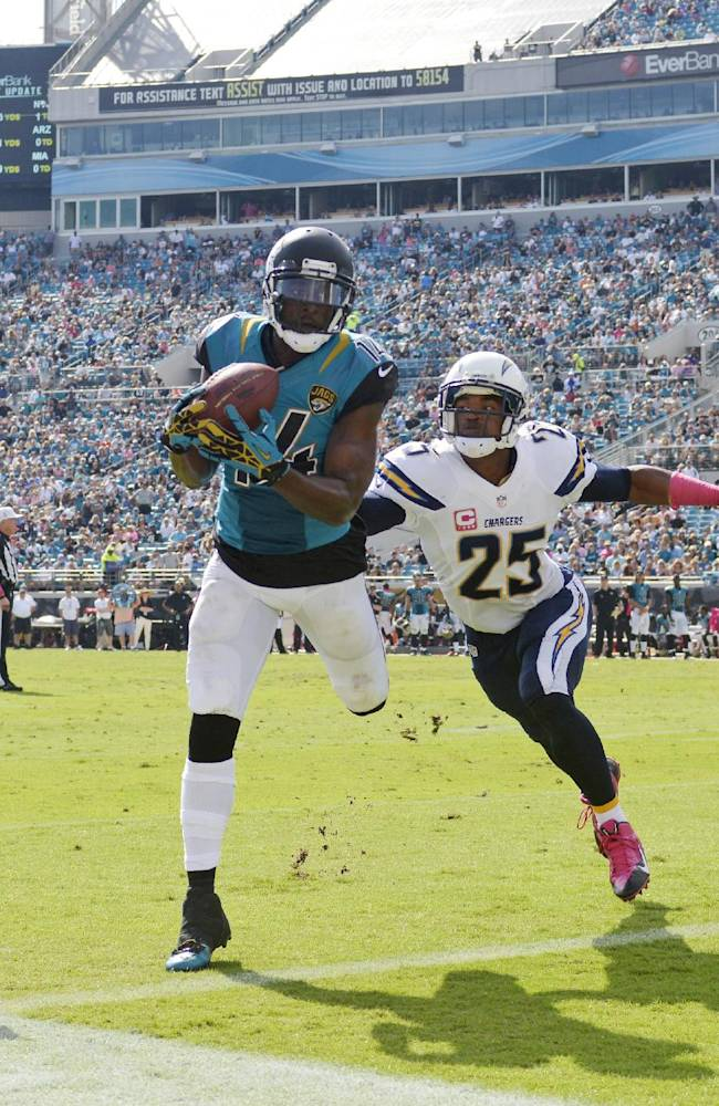 Jaguars would be surprised to have Blackmon in '14