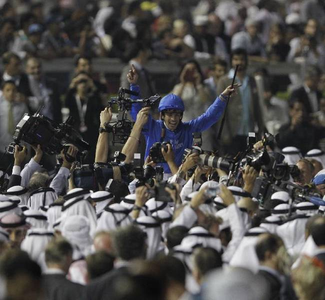 African Story wins Dubai World Cup