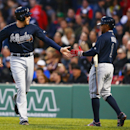 Atlanta Braves v Boston Red Sox Getty Images