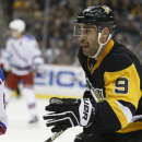 Penguins F Dupuis officially out for season with blood clots The Associated Press