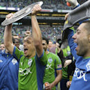 Seattle, LA favorites as MLS playoffs get going The Associated Press