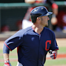 Raburn homers in return to the field The Associated Press