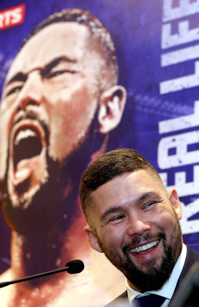 After role in 'Creed,' Bellew to fight for world title