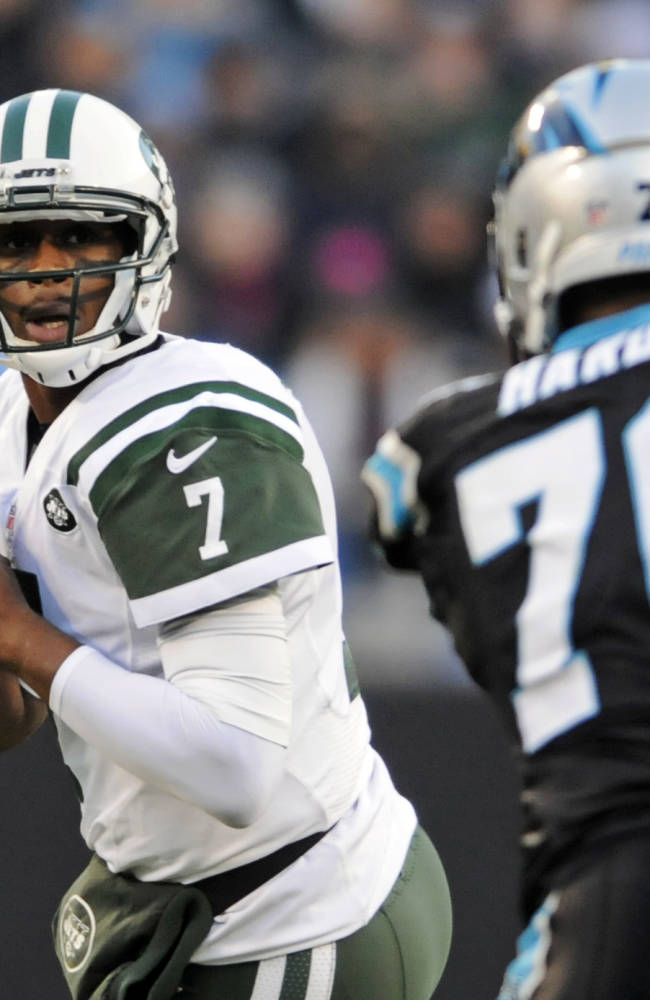 Jets' Smith expects a QB competition next summer